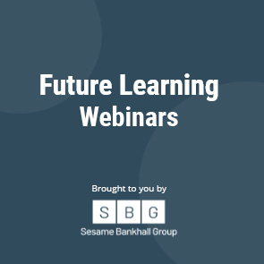 SBG Future Learning Webinars image